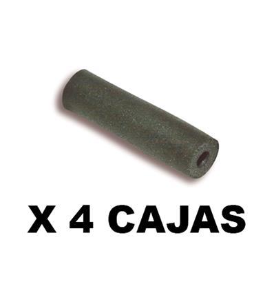 OFERTA DENTAL MUELA CILINDRICA 6x24 NEGRA DEDECO 4590 X 4CAJAS