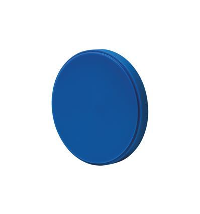 CAD CAM disco de cera (98,5), azul, duro, 25mm